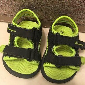 Champion Sandals Size 2